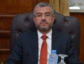 النائب عماد سعد حمودة رئيس لجنه الإسكان بالبرلمان