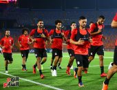 تدريب منتخب مصر