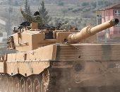 الجيش التركى يغزو شمال سوريا