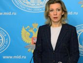 ماريا زاخاروفا المتحدثة الرسمية باسم وزارة الخارجية الروسية