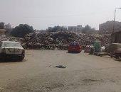القمامة بمساكن عين شمس