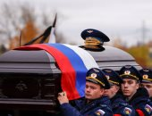 جنازة رائد الفضاء أليكسى ليونوف