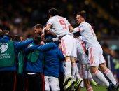 منتخب اسبانيا تعادل بهدف قاتل ضد السويد