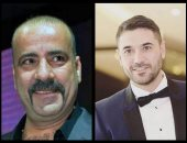 احمد عز ومحمد سعد