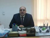 نادر عبد الظاهر مدير فرع جهاز المشروعات الصغيرة بالبحر الأحمر