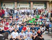 الإجتماع الأول للجمعية العمومية للإتحاد الدولى لطلاب الطب