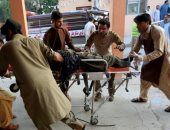 ضحايا انفجار أفغانستان