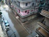 امطار بشوارع الشرقية