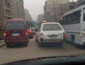 زحام بشارع السودان