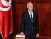 الرئيس التونسى - قيس سعيد