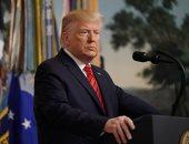 الرئيس الأمريكى ترامب