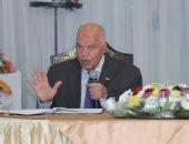 خلف الزناتى نقيب المعلمين ورئيس اتحاد المعلمين العرب