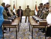 مجلس السيادة السودانى