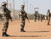 عناصر من الجيش الجزائرى