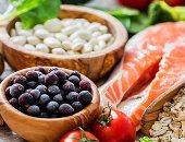 النظام الغذائى المعتمد على الخضروات والاسماك مفيد لمريض السكر