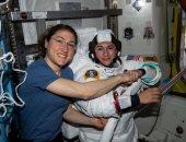 رائدات أول سير فى الفضاء