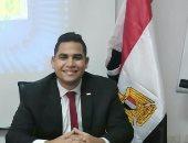 الطالب مؤمن أشرف رئيس اتحاد الطلاب بكلية الحقوق جامعة القاهرة