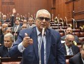 المستشار بهاء أبو شقه رئيس حزب الوفد