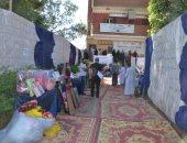 المشروع يقدم الدعم لأبناء قرية الدير ونجع الفوال لدعمهم إقتصادياً