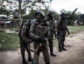 قوات الأمن فى الكونغو