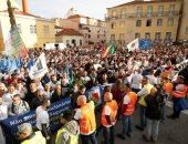 تظاهرات لعناصر الشرطة فى البرتغال