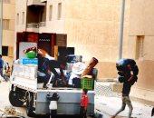 تسكين4113 أسرة من سكان المناطق الخطرة بمساكن حضارية