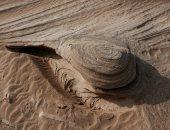 كثبان أحفورية فى أبوظبى