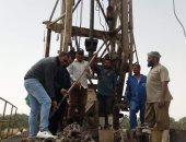 حفر آبار - أرشيفية
