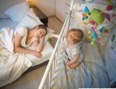مشاركة الرضيع لغرفة النوم-أرشيفية