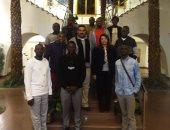 متحف النيل بأسوان يُستقبل وفود من 4 دول أفريقية