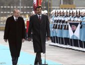 التحالف القطرى التركي