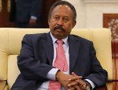 رئيس الوزراء السودانى الدكتور عبد الله حمدوك