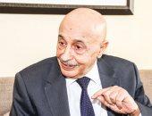 رئيس مجلس النواب الليبى المستشار عقيلة صالح
