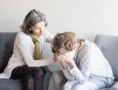 أضرار الحزن على الصحة