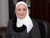 الدكتورة نيفين القباج وزير التضامن الاجتماعى
