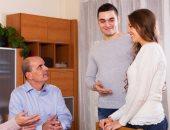 التعامل مع والدة الزوج - أرشيفية