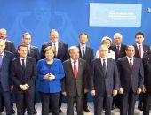 الرئيس السيسى فى برلين