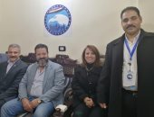 افتتاح مقر شياخة حزب مستقبل وطن في دار السلام بمحافظة القاهرة