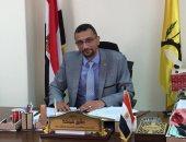 الدكتور طارق شوكة مدير صحة شمال سيناء