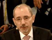 أيمن الصفدى وزير الخارجية وشؤون المغتربين الأردنى