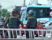 عناصر من الجيش فى البرازيل