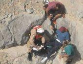 إنقاذ متسلق جبال إماراتى