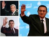 هؤلاء جسدوا شخصية الرئيس الراحل محمد حسني مبارك