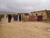 مدارس وسط سيناء ملاذ الأهالى من خطر السيول