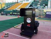 تقنية حكم الفيديو في الدوري المصري