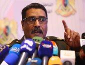 لناطق الرسمى للمؤسسة العسكرية اللواء أحمد المسمارى