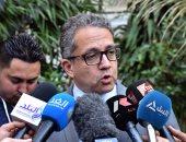 الدكتور خالد العنانى وزير السياحة والأثار