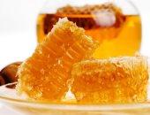 العسل المجمد