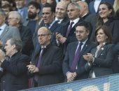 مسئولى نادى برشلونة