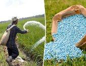 الأسمدة الزراعية - أرشيفية
